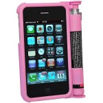 Coque IPHONE 3 bombe lacrymogene