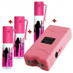 Pack antiagression auto defense SPECIAL LADIES