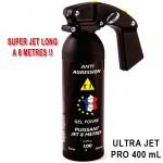 LACRYMOGENE PRO Super Jet Long 8 Mètres