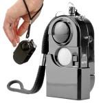 Alarme personnelle et anti intrusion à détecteur de mouvements
