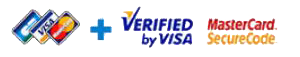bombe-lacrymogene.fr : sécurité de paiement Verified By Visa